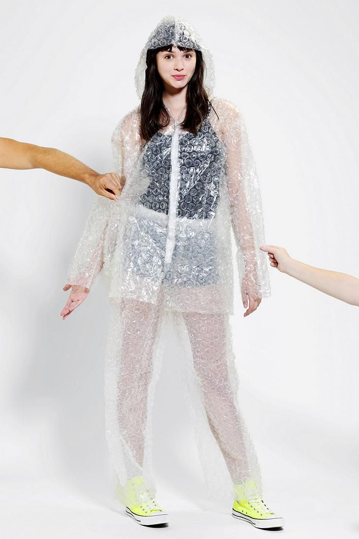 Bubble Wrap Costume | Bubble wrap, Bubbles and Costumes