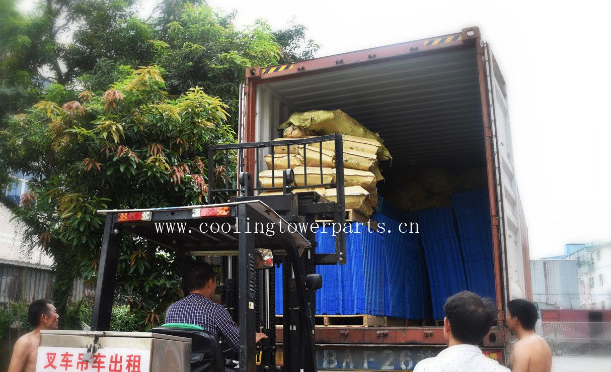 Dimension 500x1000 Mm 500x1500mm Cooling Tower S Wave