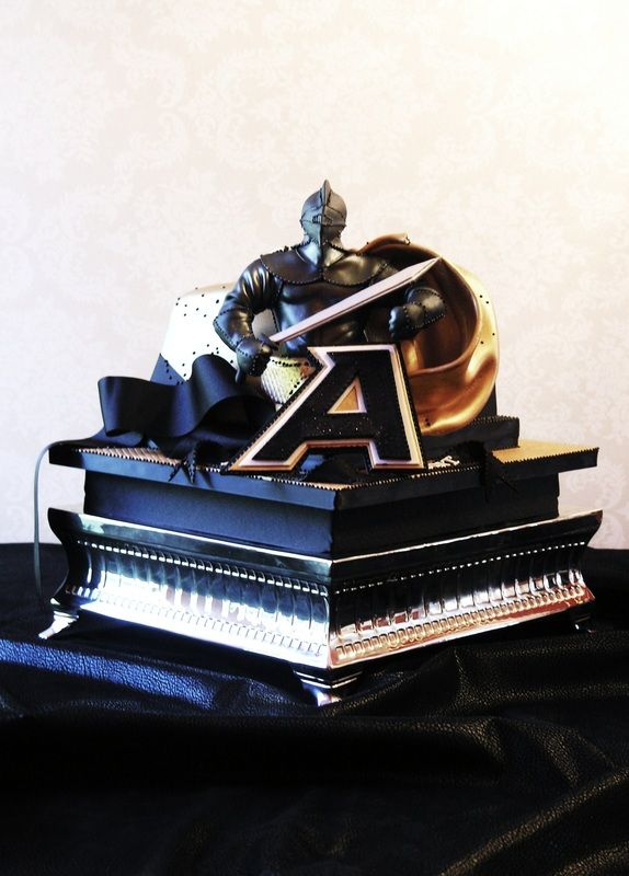 West Point Grooms Cake - Sugar Realm, Fine Bakery & Cake