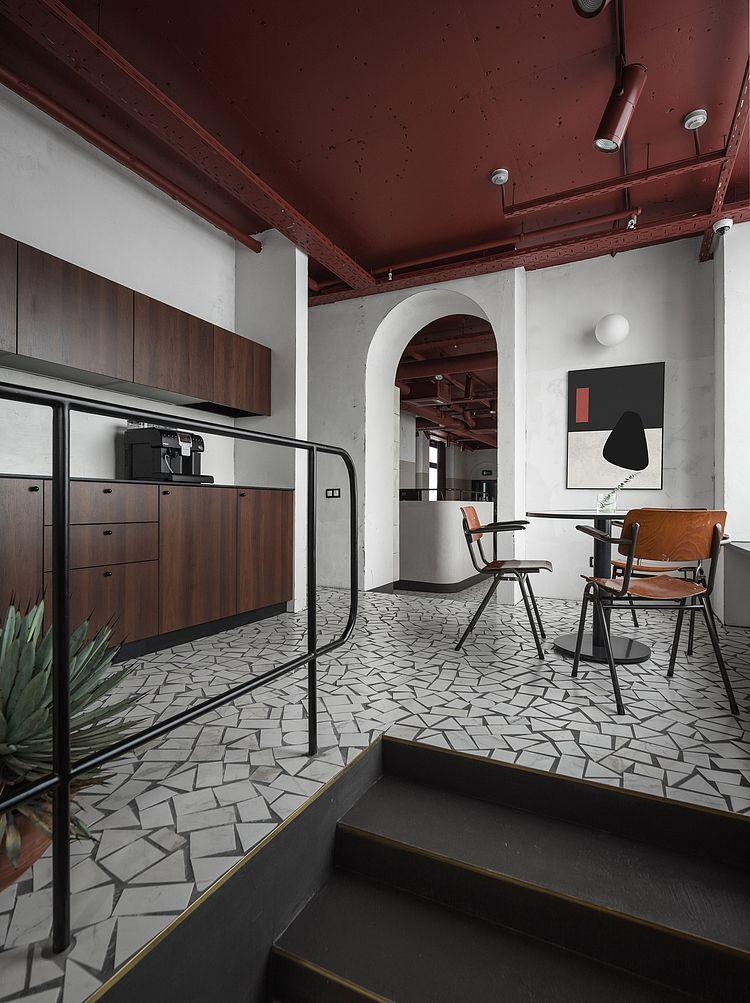 Studio11 reinterprets Soviet-era architecture for gaming company
