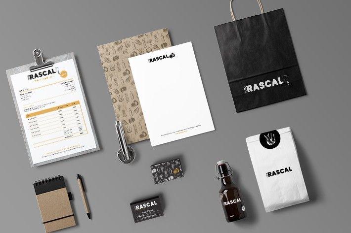 Food Rascal - Smack Bang Designs