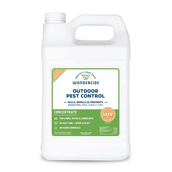 Outdoor Pest Control Concentrate For Yard Garden Pest Control Tick Spray For Yard Natural Pest Control