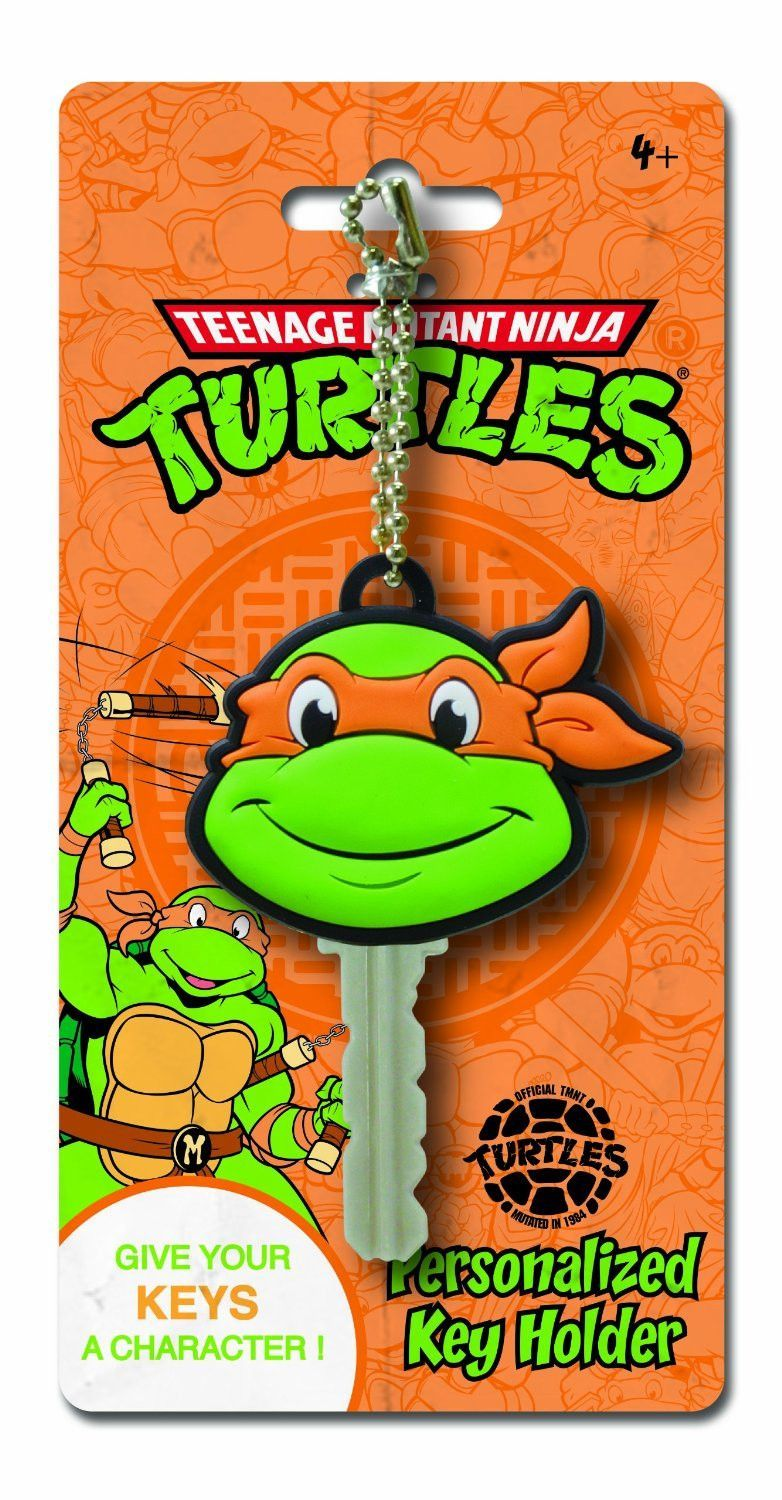 Teenage Mutang Ninja Turtle Michelangelo Key Holder in Stuff
