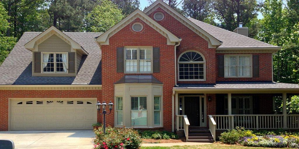image result for brick house trim color ideas house pinterest rh pinterest com Exterior House Color Schemes Modern Exterior
