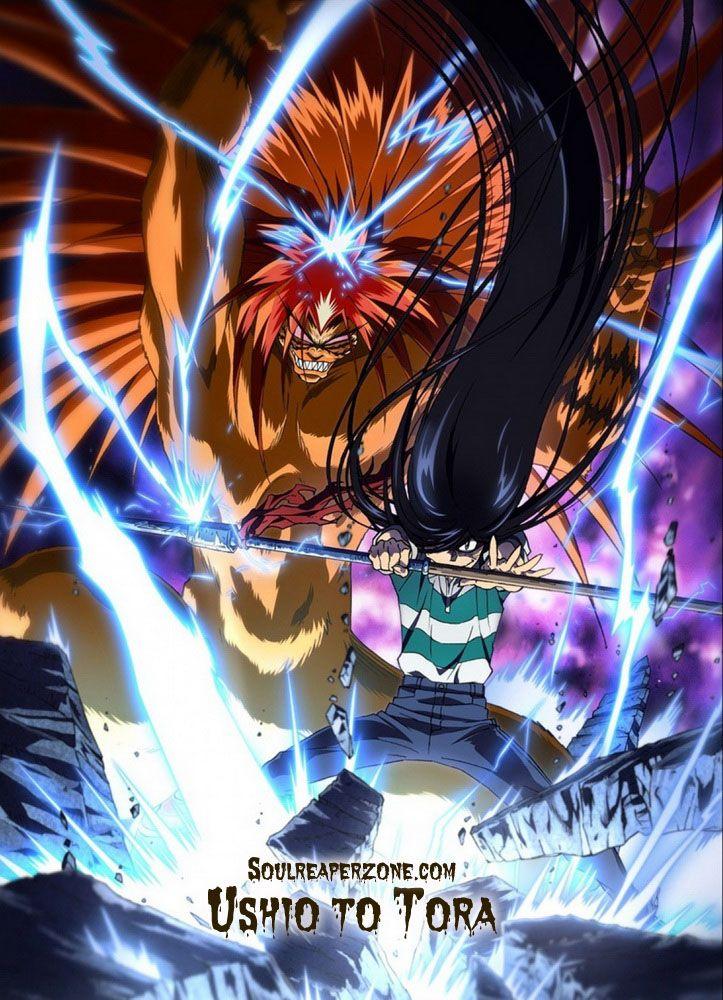 Ushio to Tora Anime dvd, Anime episodes, Anime japan