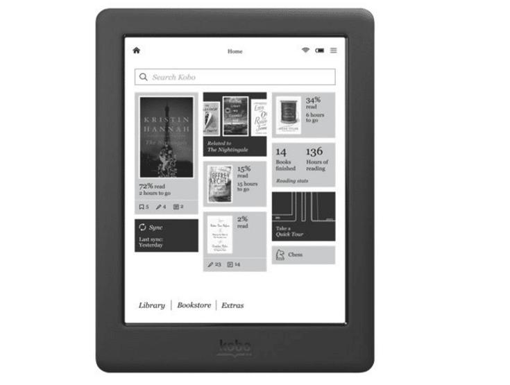 magasiner pour l'original outlet design exquis The 10 Best E-Readers of 2019 | Kobo ereader, Reading ...