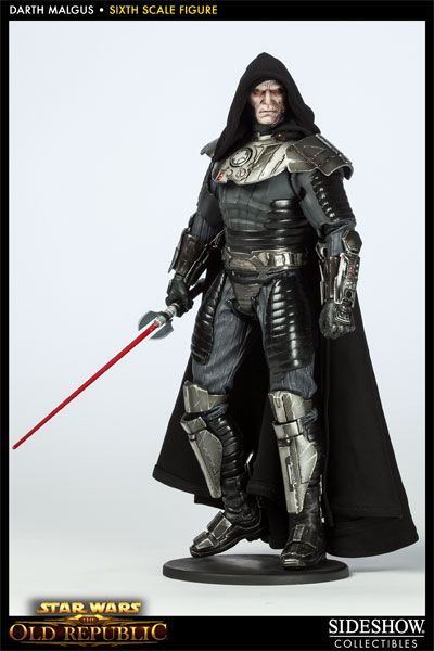 Preview Sideshow Collectibles Star Wars 1 6 Scale Darth Malgus 12