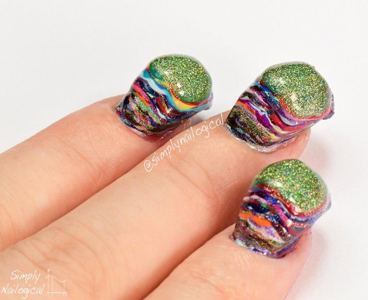100 + Layers of Nail Polish? There\'s A Video For That