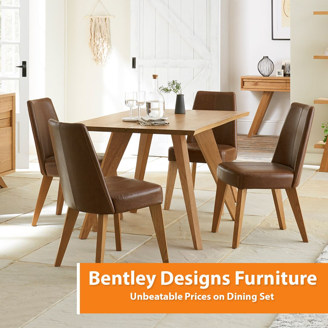 Www Furnituredeals Com: BIG SALE Up To 75% Off On Bentley Designs Dining Furniture
