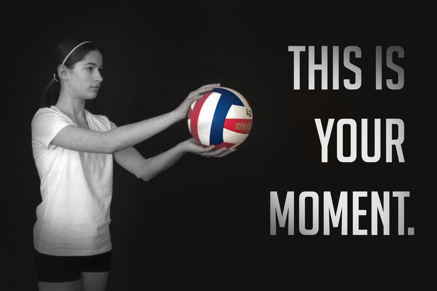 This Is Your Moment 3 Volleyball Coaching Volleyball Volleyball Quotes Volleyball Team