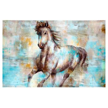 Abstract Horse Canvas Wall Decor Hobby Lobby Canvas Wall Decor Horse Decor Baby Animal Prints