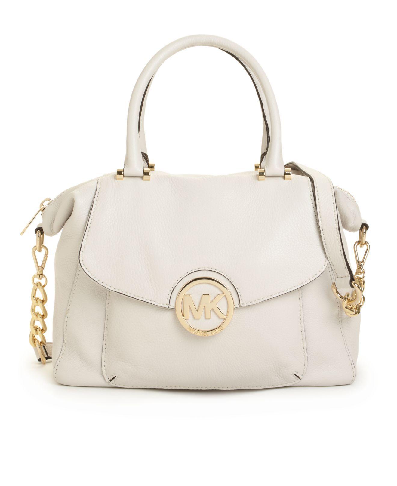 Michael Kors Handbag Fulton Satchel Handbags Accessories Macy S