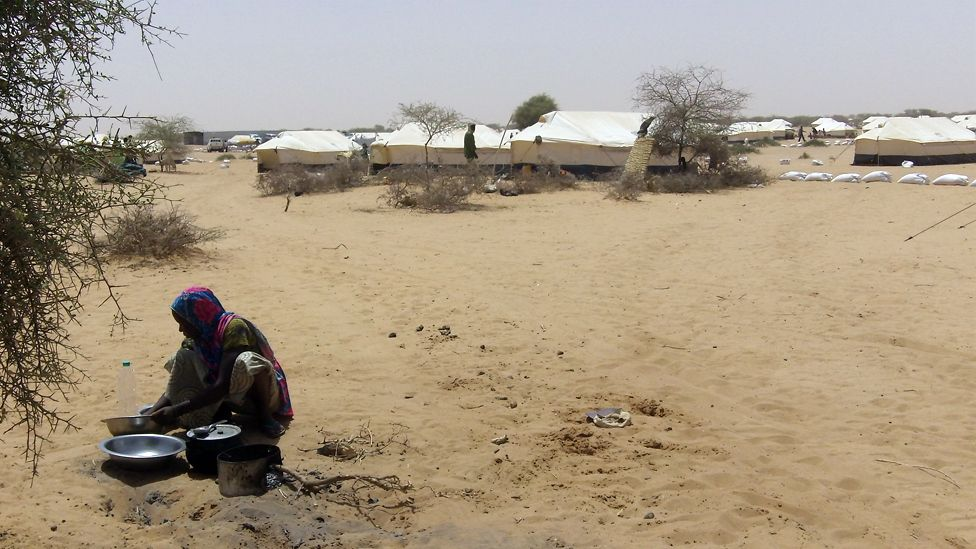 03/2012: There has been an influx of refugees from neighbouring Mali into Niger over the last few months.