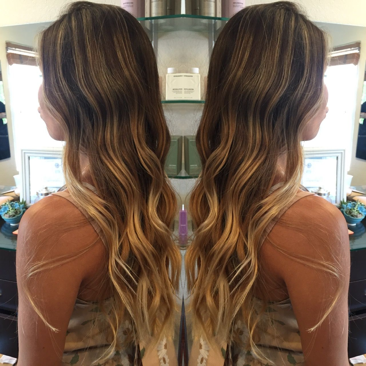 Gave This Beaut Surfer Girl Haircolor Hairbydanaduffy Haircolor