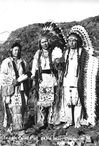 Indian Chiefs at Celila Falls, Oregon In honor of the indigenous people of North America who have influenced our indigenous medicine and spirituality by virtue of their being a member of a tribe from the Western Region through the Plains including the beginning of time until tomorrow