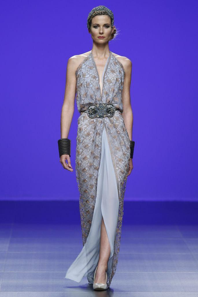 Vestidos en estilo griego, aportan ligereza y movimiento a tu look ...