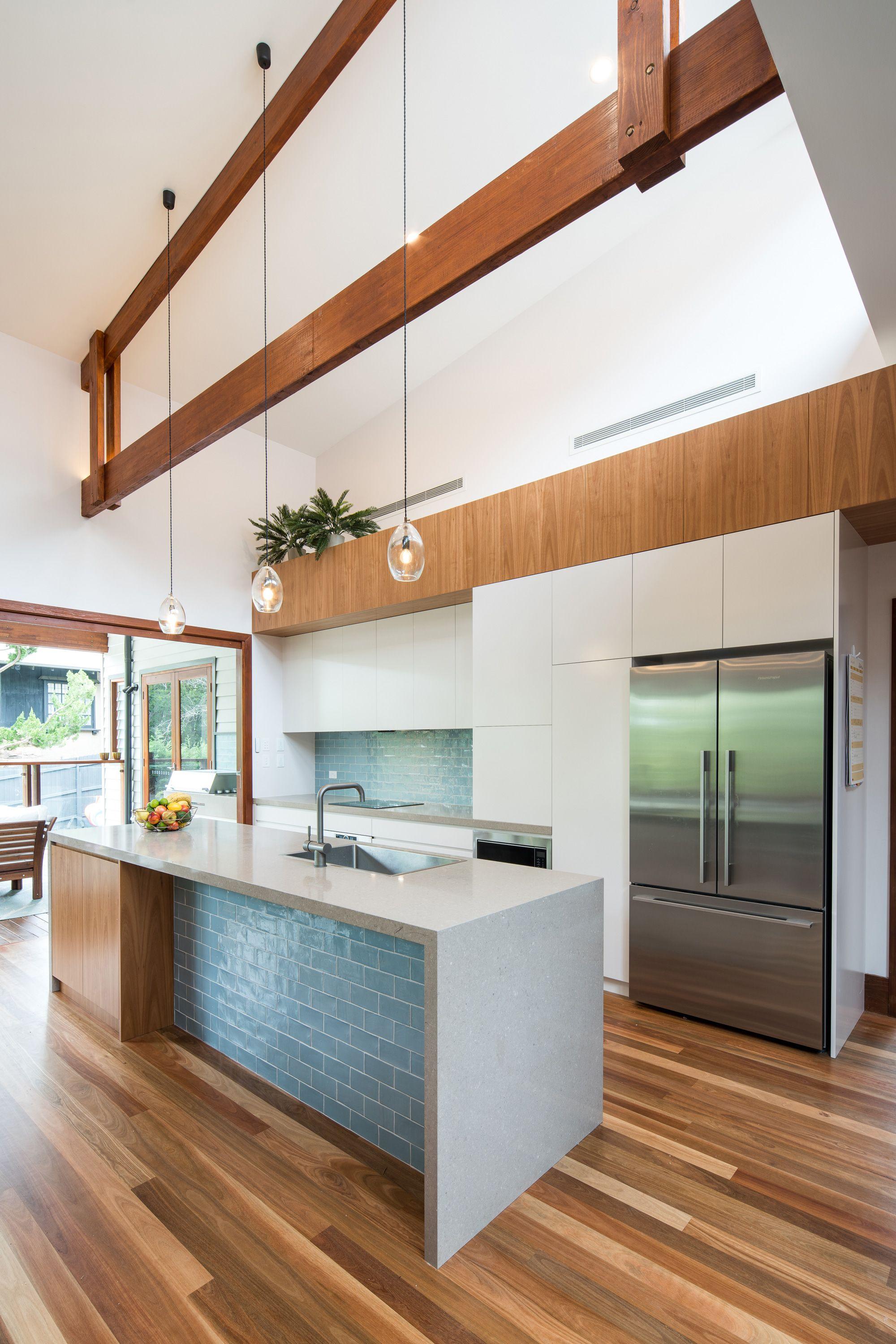FamilyFriendly Sydney Kitchen Timber kitchen, Kitchen