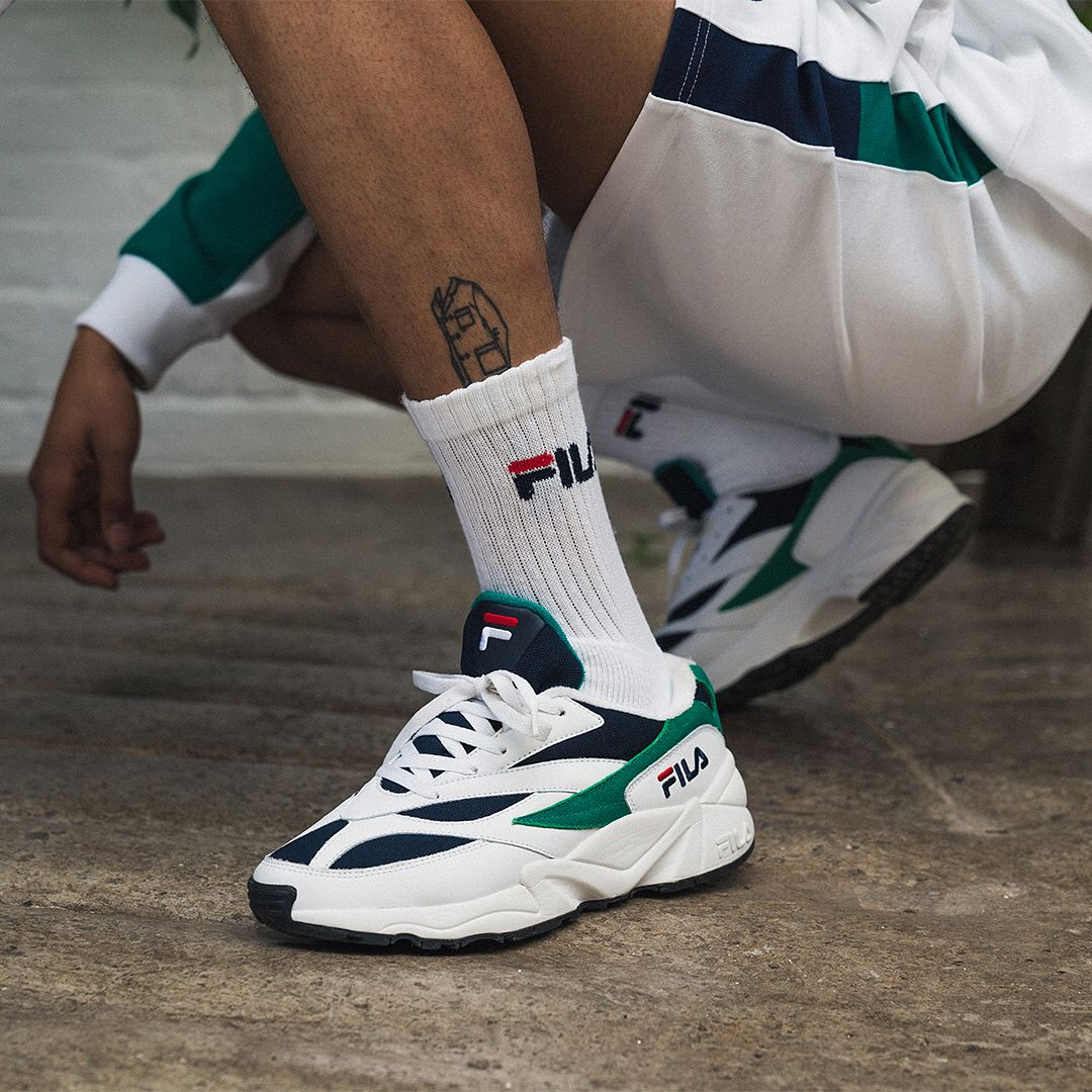 25182a3e The Fila Venom is so dope it's deadly. Dropping in both men's and ...
