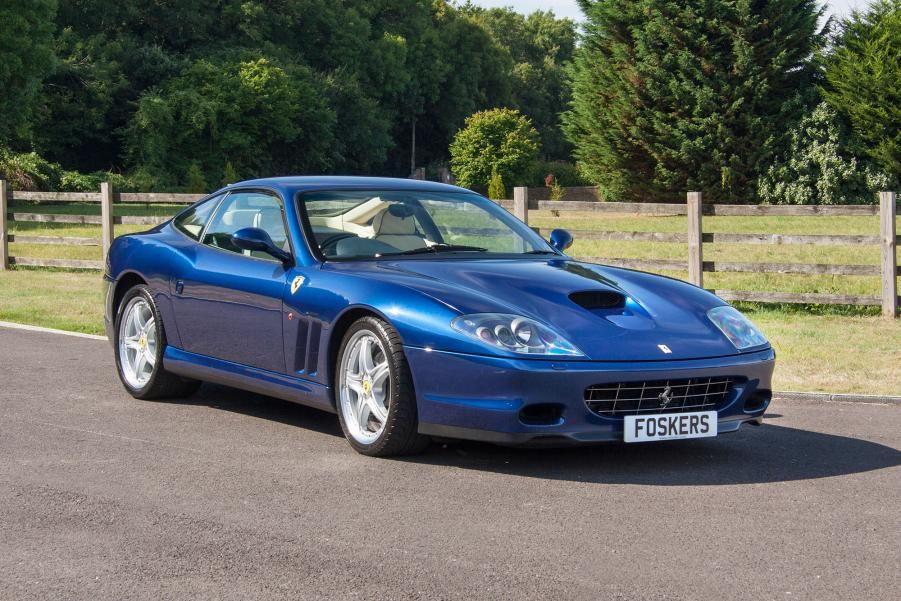 Ferrari 575 M Maranello F1 - Foskers Ferrari   The UK's oldest ...