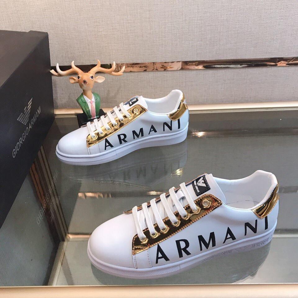 Armani casual running/walking shoes