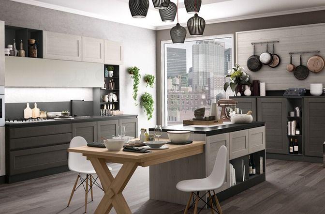 cucine moderne contemporanee stosa - modello cucina york 05 | Decor ...