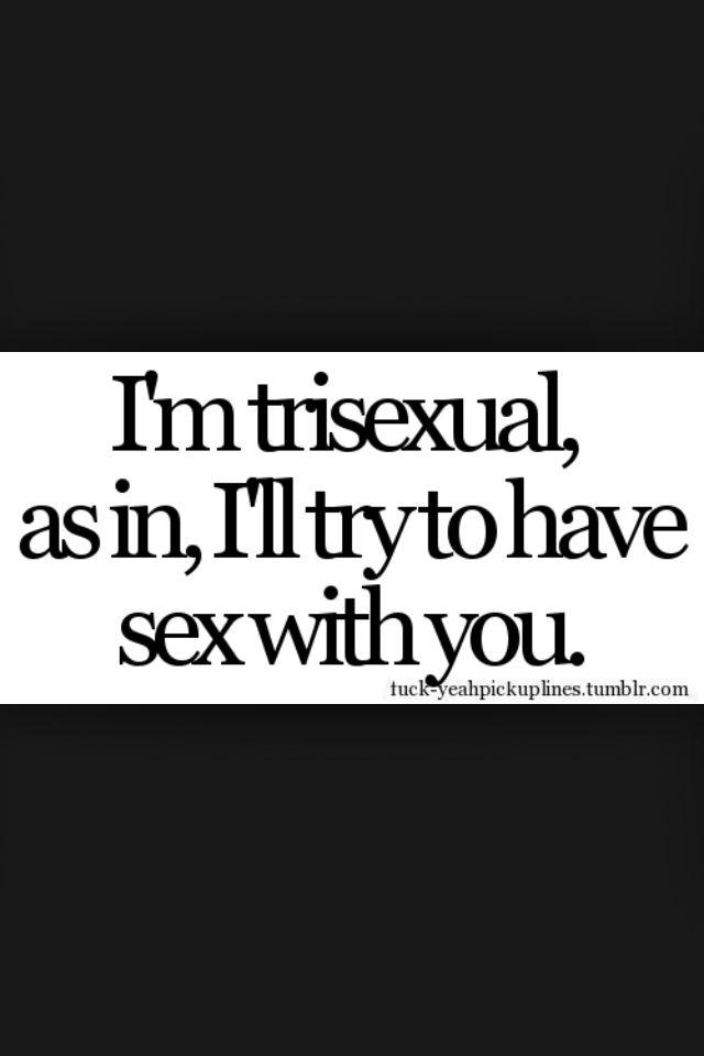 Trisexual define