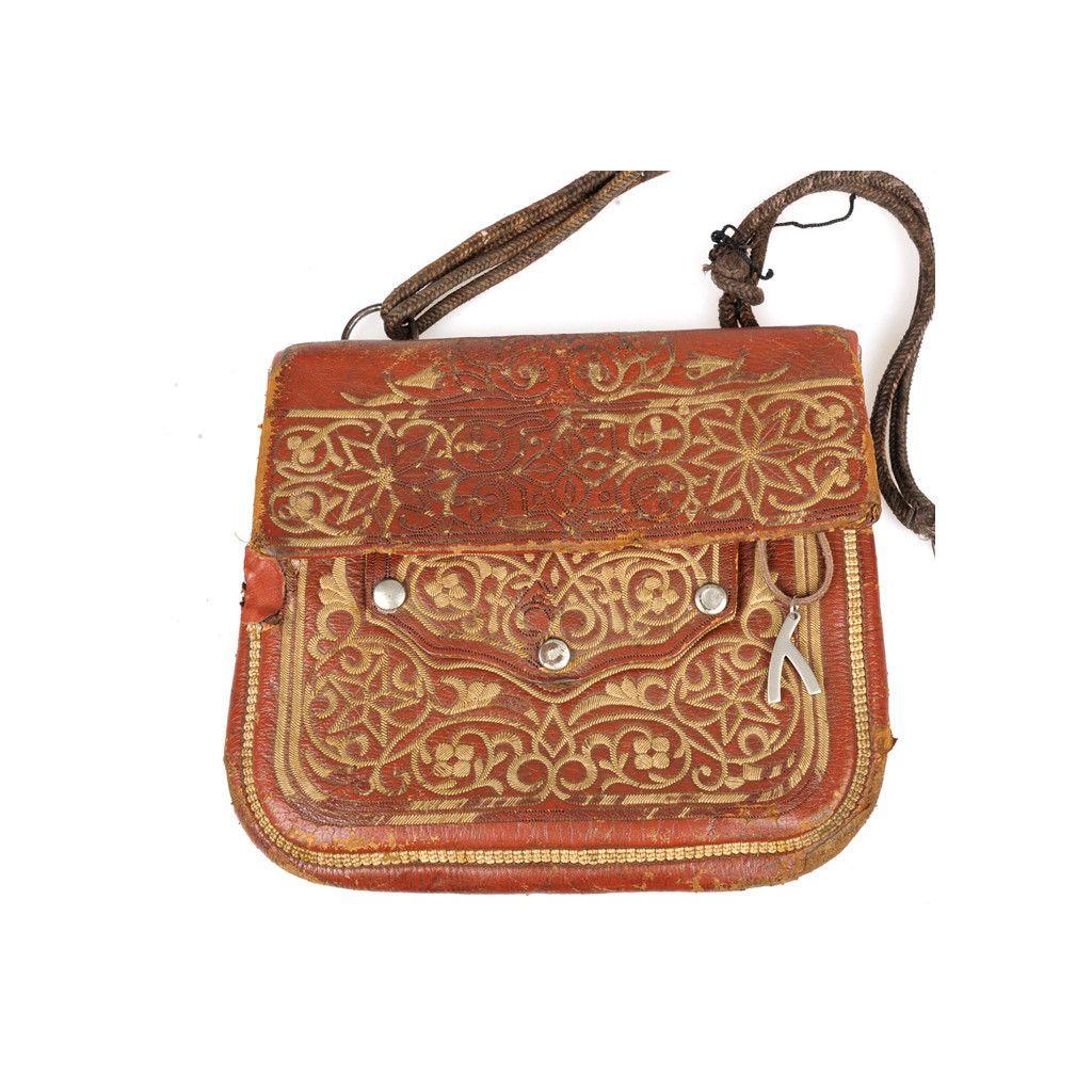 52f85c4d7c ABURY Vintage Shoulder Bag Majid