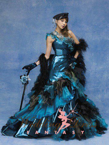 Steampunk Wedding Dress   Pinterest   Steampunk wedding dress ...