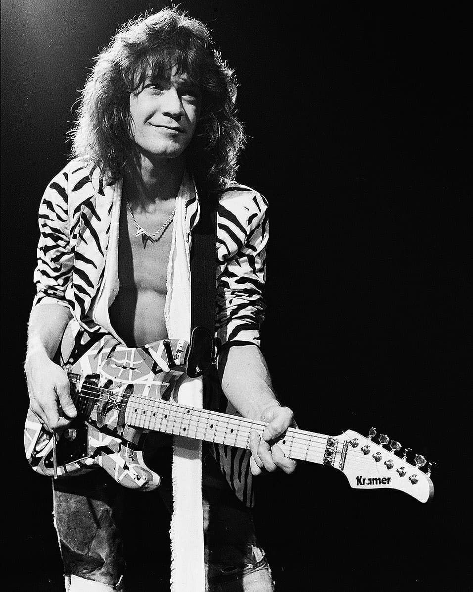 Eddievanhalen Rockgods Vanhalen Rockstars Rocknroll 80srock Hardrock Van Halen Eddie Van Halen Guitar Hero
