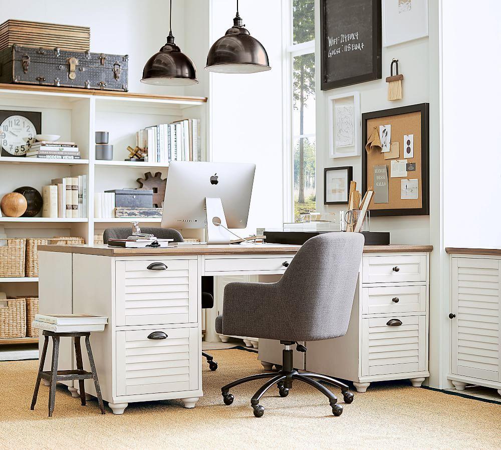 Whitney 72 Rectangular Desk In 2020 Home Office Design Home