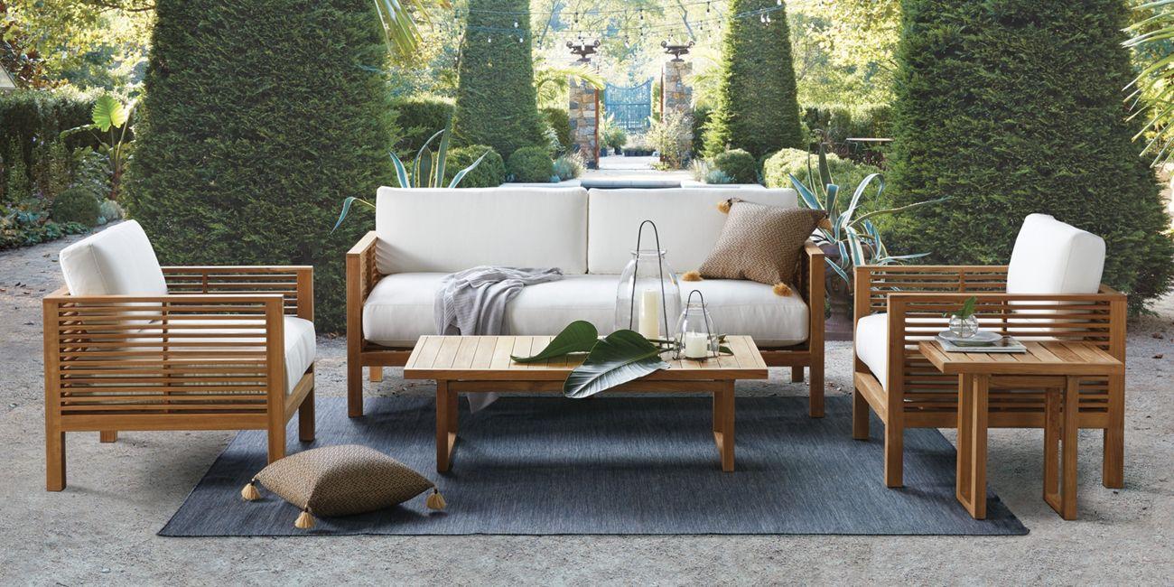 Manhattan Outdoor Sofa Arhaus Furniture Outdoor Sofa Outdoor