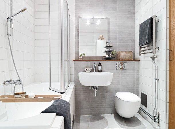 Wnętrze Dnia Mała Przytulna łazienka łazienka łazienka
