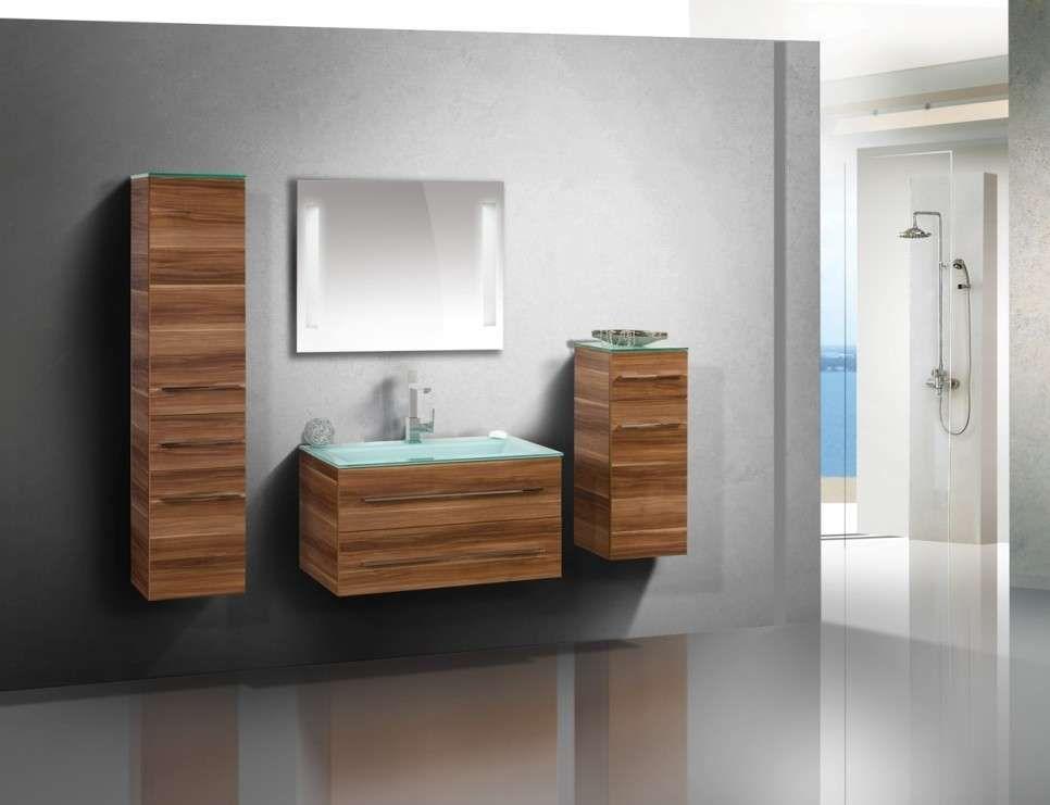 25+ ide Glaswaschbecken terbaik di Pinterest Waschbecken eckig - badezimmer garnitur set