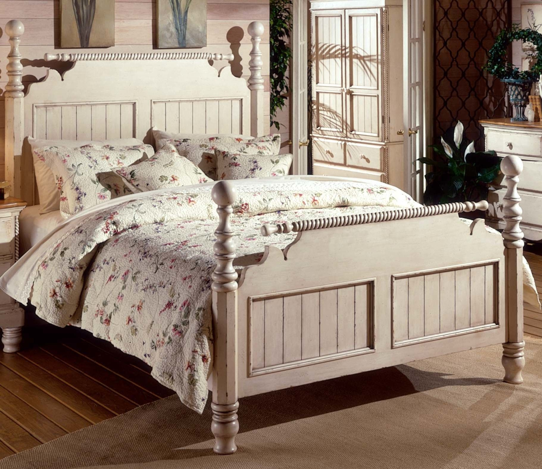 hillsdale furniture wilshire four poster bedroom collection our rh pinterest com