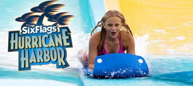 Win 100 And A Family 4 Pack Of Tickets To Six Flags Great America And Hurricane Harbor Enter At Www 945thelake Com Hurricane Harbor Great America Hurricane