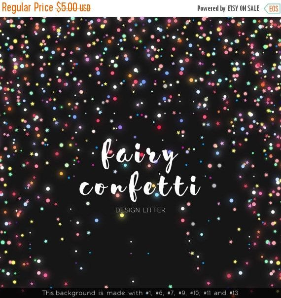 80 until new year confetti digital papers confetti and bright confetti digital clip art png colorful confetti and stars digital papers f by des
