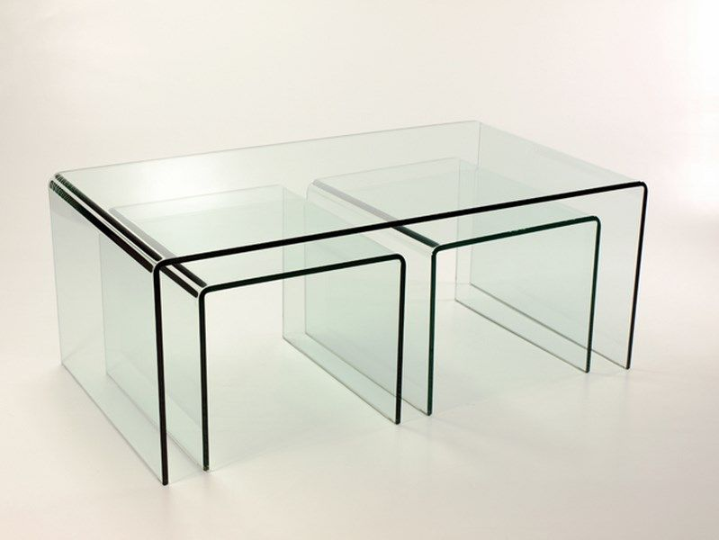 acrylic sofa table acrylic console sofa tables you ll love wayfair thesofa. Black Bedroom Furniture Sets. Home Design Ideas