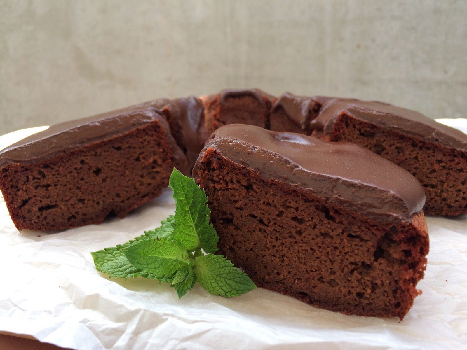 пп шоколадный кекс рецепт