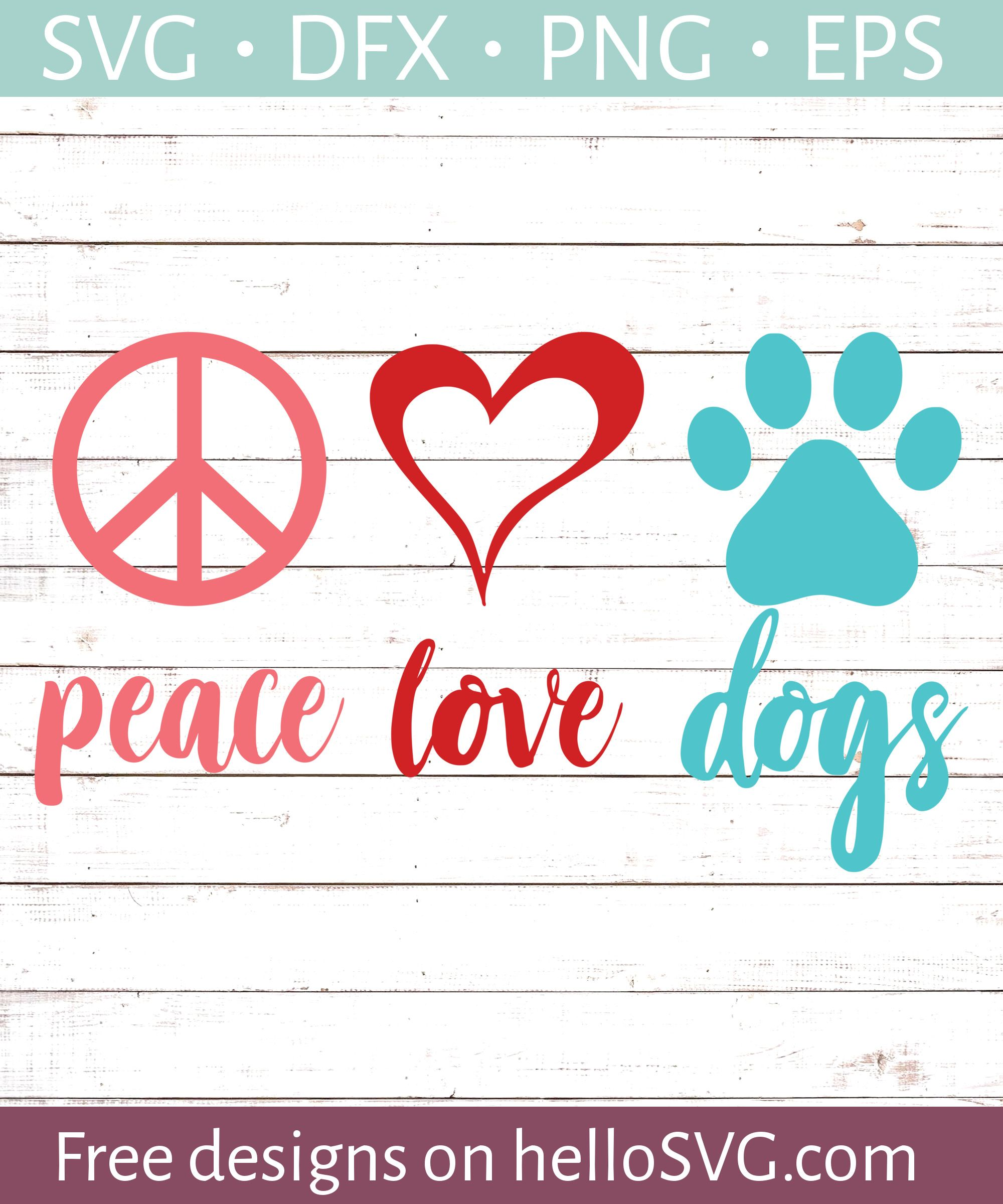 Download Pin by Beth Betts Mallory on Cricut in 2020   Peace love ...