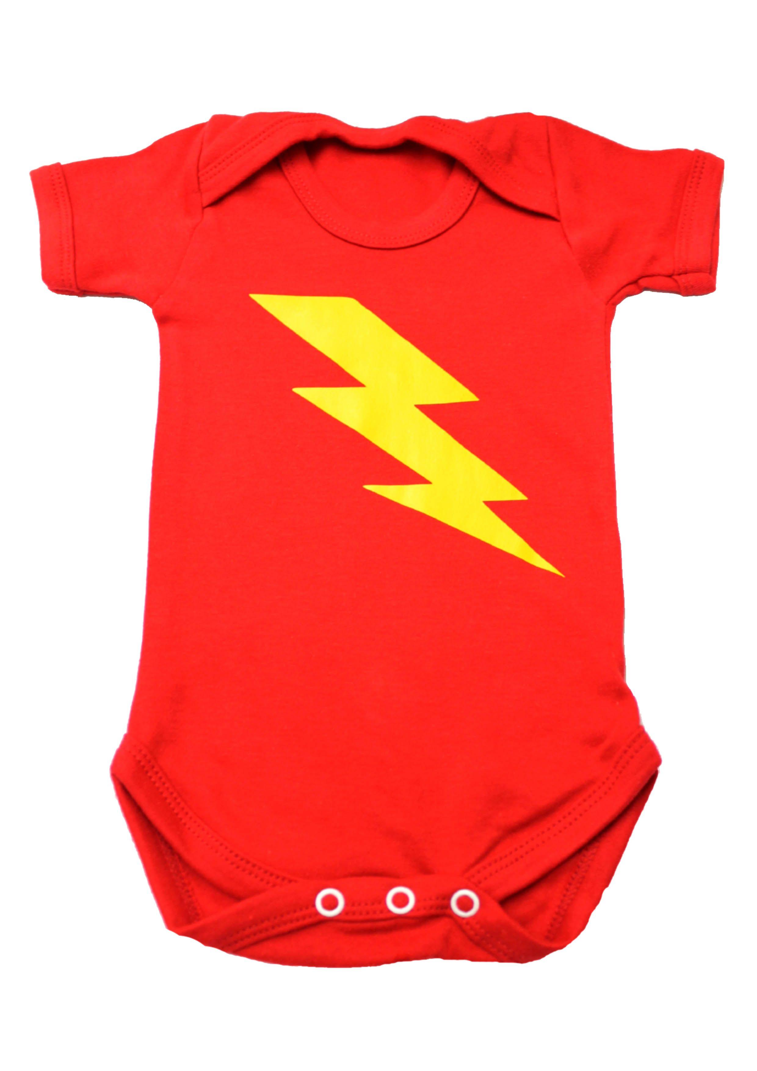 Superhero Flash Baby Grow Funky Baby Clothes Superhero And Babies