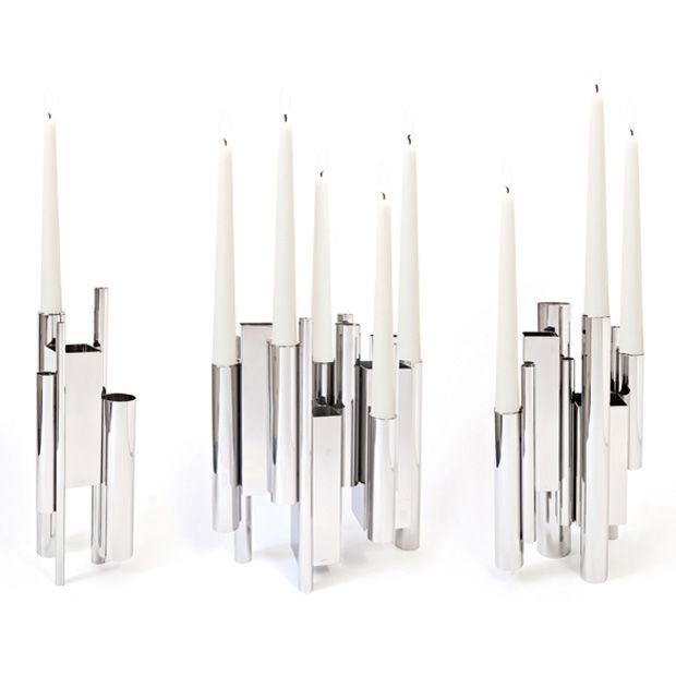 candelabro escultural
