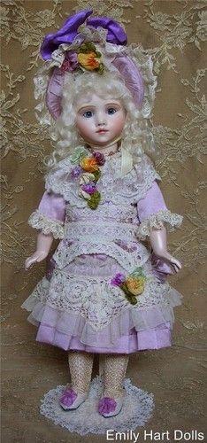 French Mystery Bebe - Emily Hart Dolls