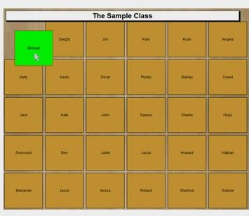 online seating chart maker
