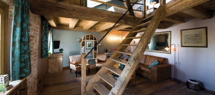 Guesthouse Ensenada, Schoondijke, Zeeuws-Vlaanderen. (Brugse suite)