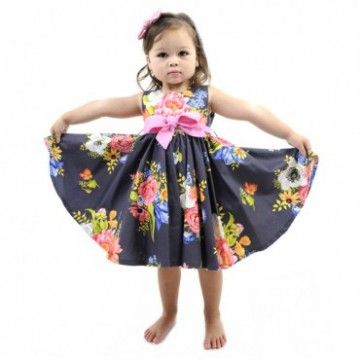 Rock Your Baby Madmen Dress Mille Fleur