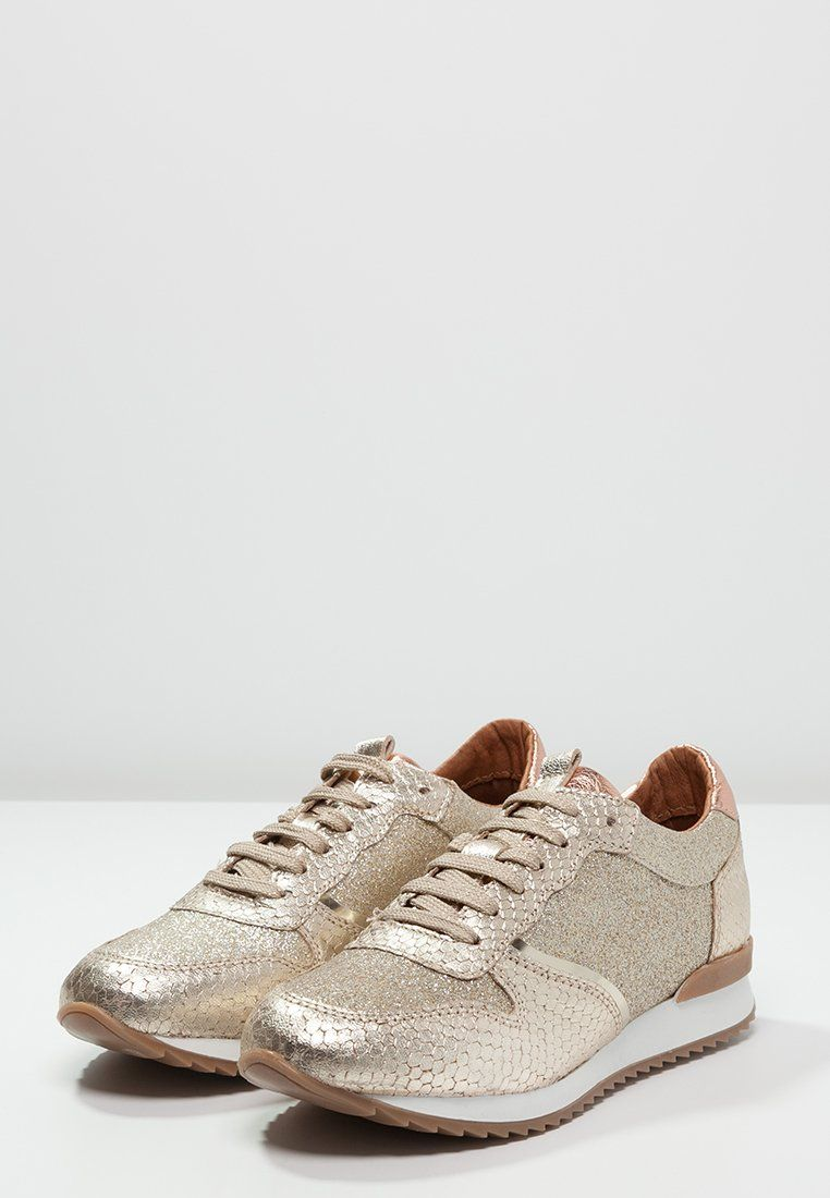 Louis Norman Sneakers laag - gold - Zalando.be