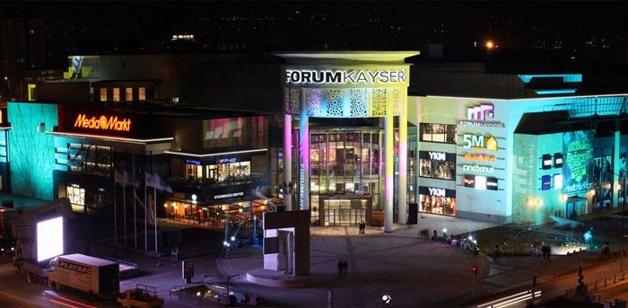 MULTI DEVELOPMENT OPENS FORUM KAYSERI, TURKEY ON DECEMBER 21 WITH UNION INVESTMENT    Forum Kayseri, designed and developed by Multi Development Turkey, shopping center market leader in Europe and Turkey, together with Union Investment, opens its doors on December 21, 2011.    150,000 m² of construction area, 65,000 m² gla and parking for 2000 vehicles, Forum Kayseri has an investment value of €250 million, is Multi's 10th mall developed in Turkey, and will be managed by Multi Mall…