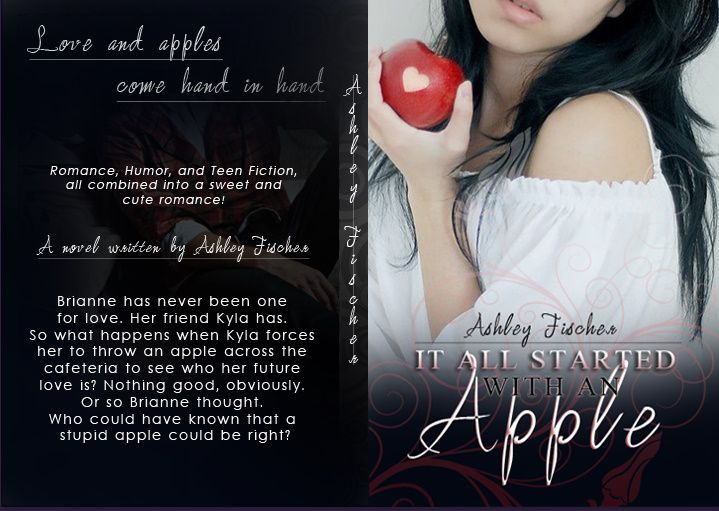 Book jacket made by Veni on Wattpad! (: | It All Started With An