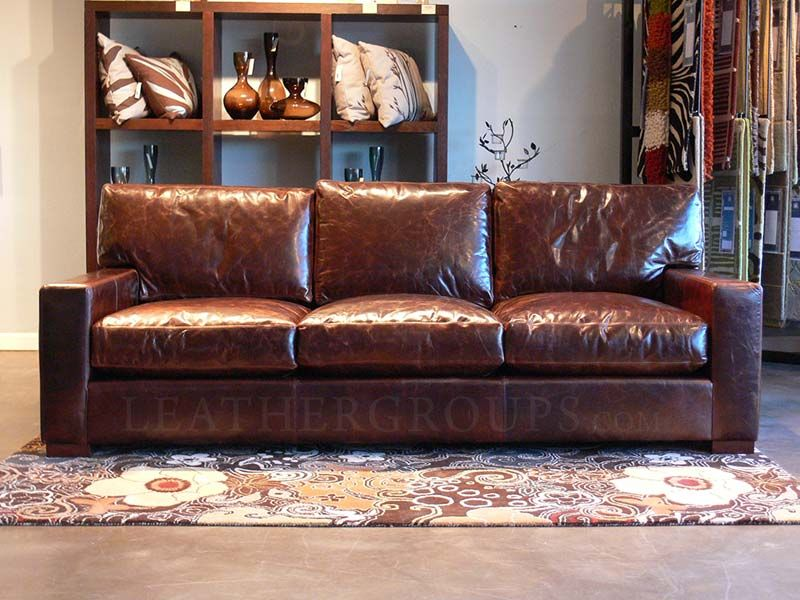 Baller!!! But Why Do I Have Such Expensive Taste?!!! Leather Sofa ...