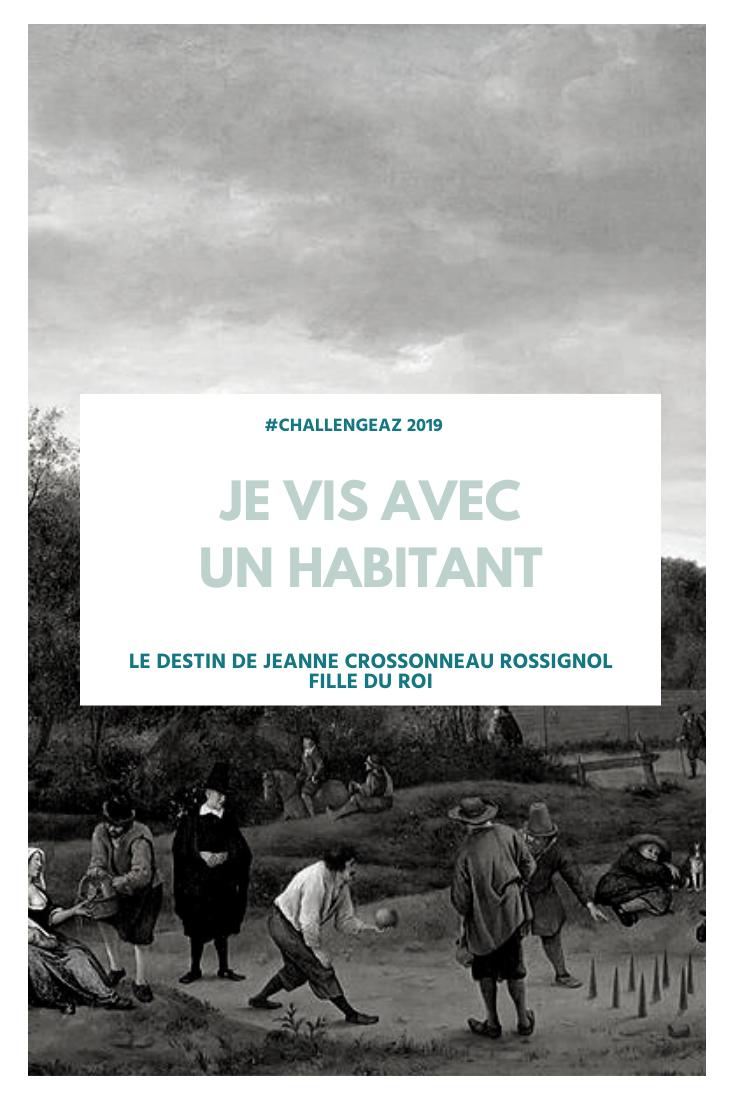 Episode 9 Je Vis Avec Un Habitant En 2020 Filles Du Roi Destin Fille